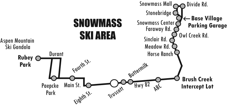 aspensnowmass bus route